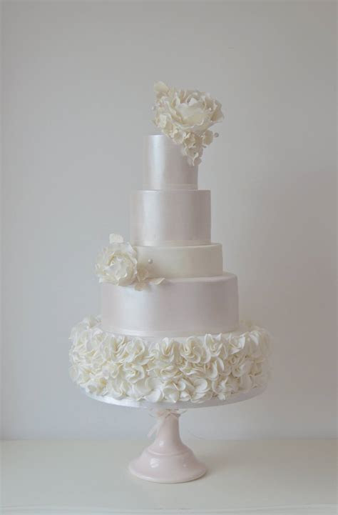 Luxury Wedding Cakes in Lancashire and the North West