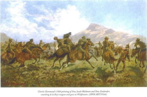 Tacky Harper's Cryptic Clues | Boer War
