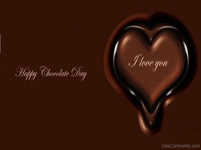 Wish You All A Sweetest Chocolate Day Inspirational Quotes