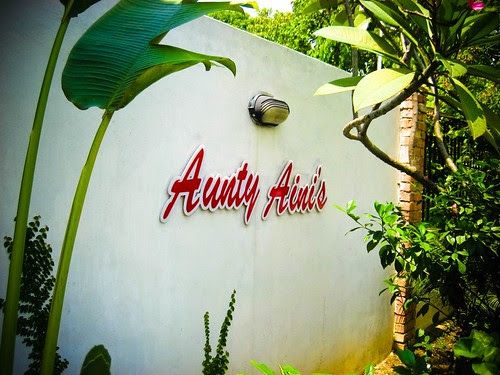 Lunch @ Aunty Aini's, Nilai