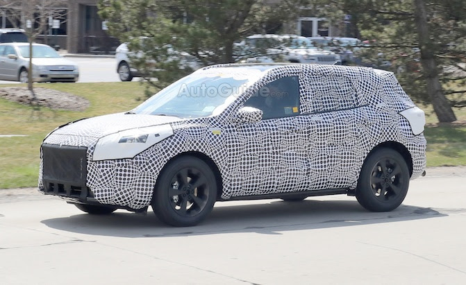 2020 Ford Escape Spied Looking Like the New Focus ...