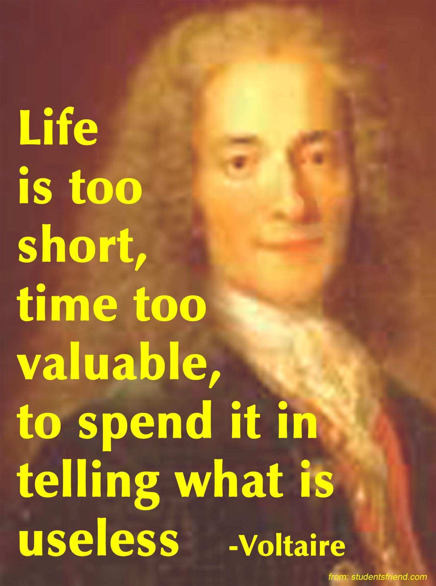 Voltaire Quotes. QuotesGram