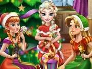 حفلة كريسماس ديزني