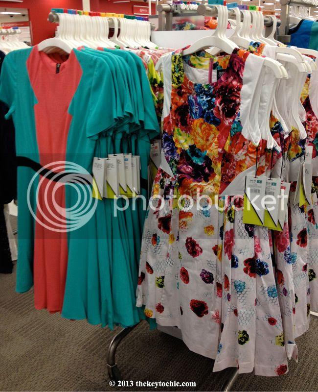 Prabal Gurung for Target dresses