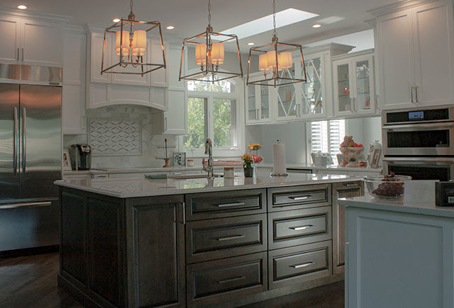Wilson Hill Custom Cabinets Kitchens