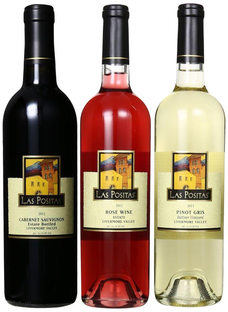 Las Positas Vineyards Mixed Variety Pack