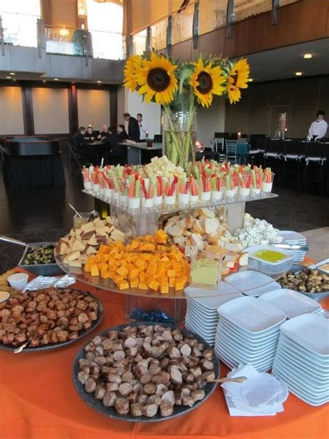 25  cute Wedding buffets ideas on Pinterest   Wedding