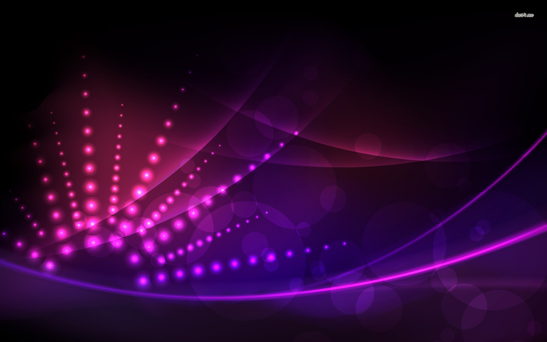 Purple Abstract Wallpaper 1920x1200 74241