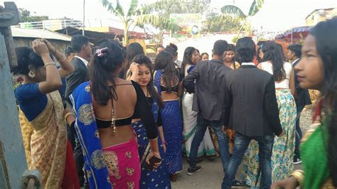 Tharu wedding ceremony dance   YouTube