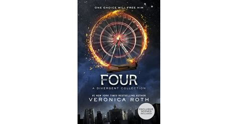 Four: A Divergent Collection   Best YA Romance Books of