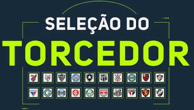 CBF divulga a seleção da 13ª rodada do Campeonato Brasileiro; confira