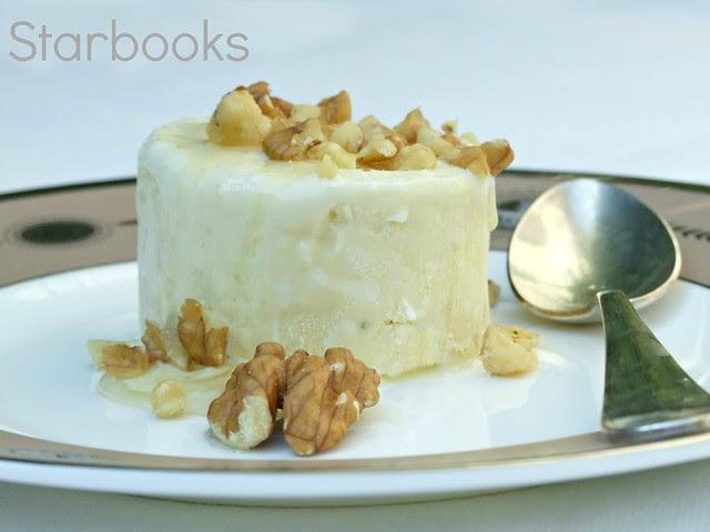 gelato miele gorgonzola