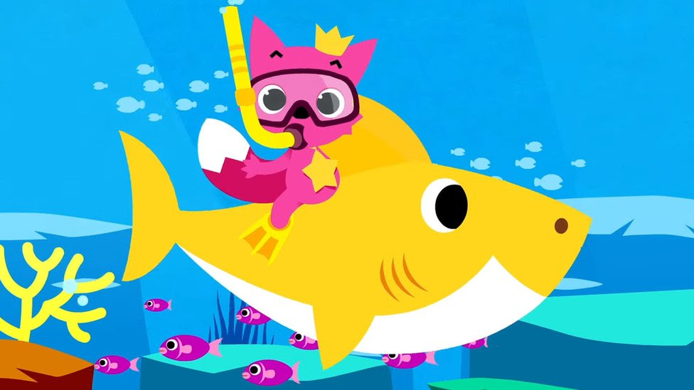 Baby Shark Why Did This Song About A Family Of Sharks Go Viral Cbbc Newsround