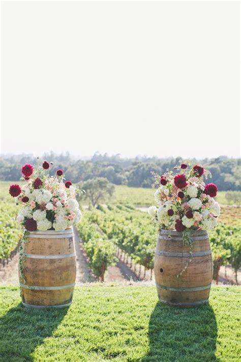 1000  ideas about Whiskey Barrel Wedding on Pinterest