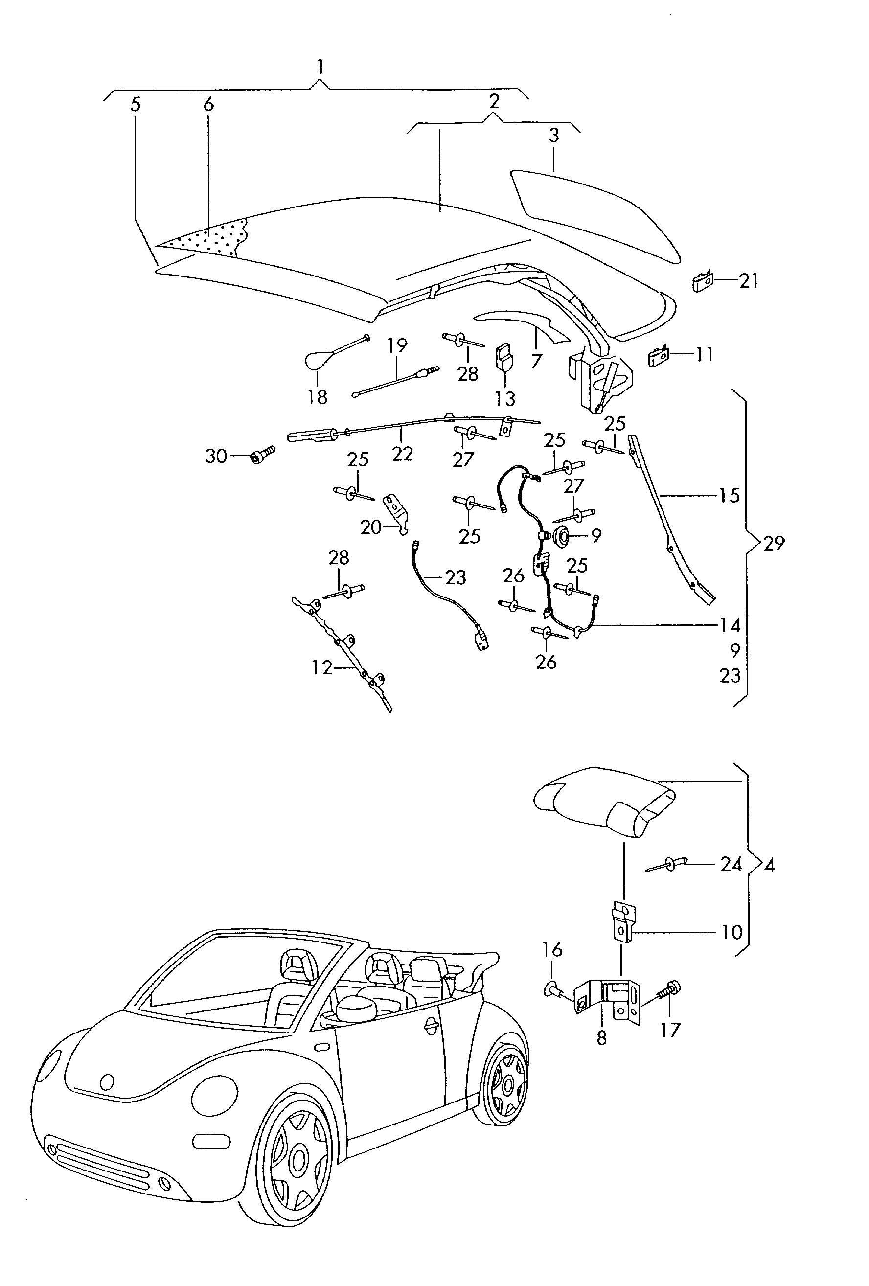 2003 vw new beetle wiring diagram