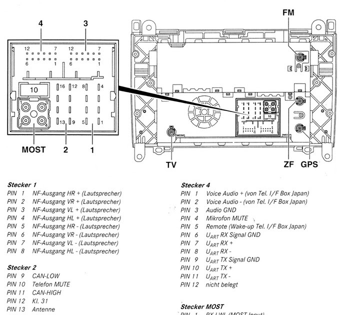 Wiring Diagram For A Alpine Car Stereo