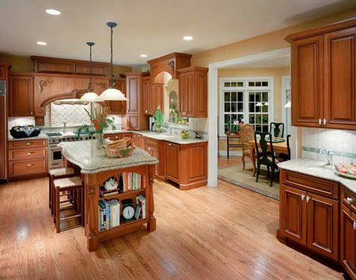 How to Choose the Right Kitchen Cabinet - Interior design