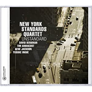 New York Standards Quartet- Unstandard  cover