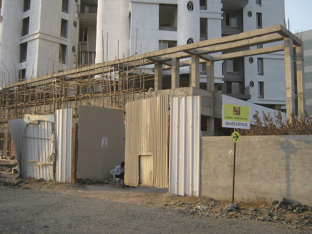 To the sales office of Lohia Jain Group's Riddhi Siddhi, 2 BHK & 3 BHK Flats at Bavdhan Khurd, Pune 411 021