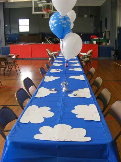 Airplanes Birthday Party Ideas   Photo 20 of 21   Catch My