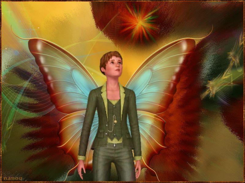 Des ailes pour Linette...