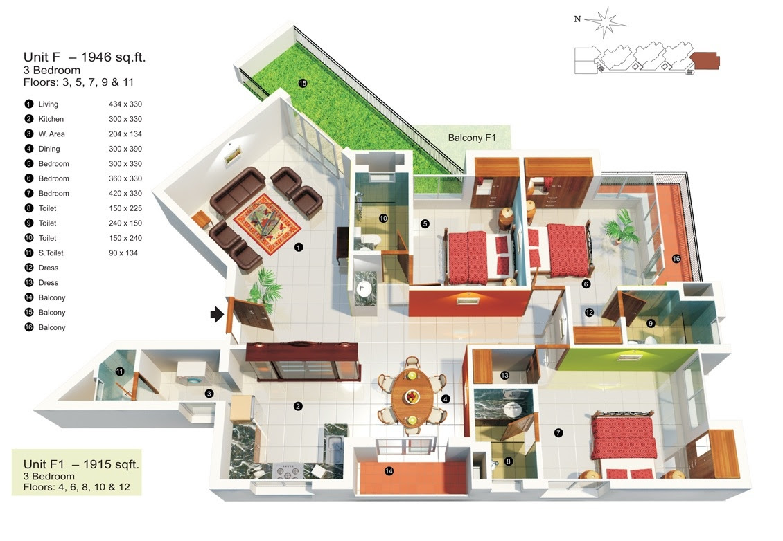 Modern House Plans Under 2000 Square Feet | Design For Home
