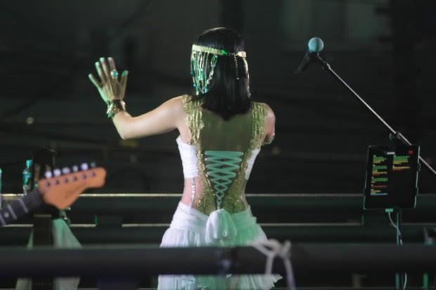 Paula Fernandes (Foto:  Derick Abreu / AgNews)