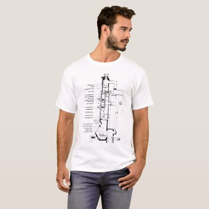 TEM X-Section T-Shirt