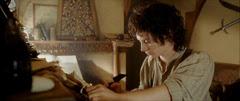 rotk Frodo's Book