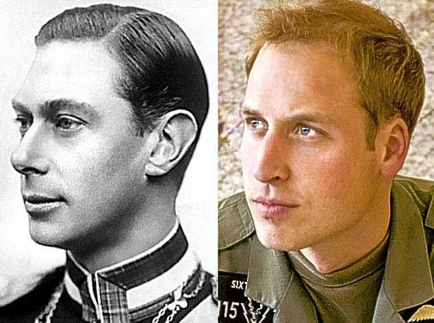 King George VI / Prince William