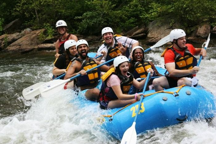 River Rafting at Rishikesh- Thrill with your partener