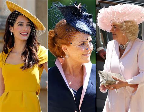 Royal wedding photos: Best and worst hats from Meghan
