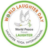विश्व हास्य दिवस का प्रतीक चिन्ह