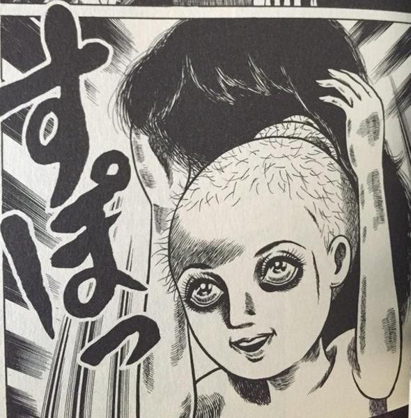 黒柳徹子 イラスト