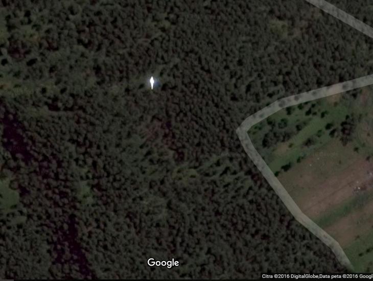 100 Gambar Pocong Google Maps Terlihat Keren