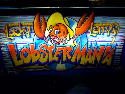 Lobstermania in Vegas
