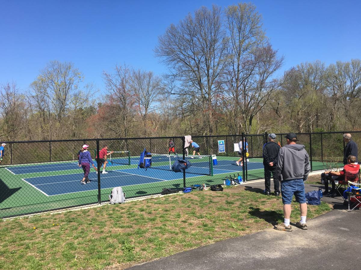 Image result for atholton pickleball courts