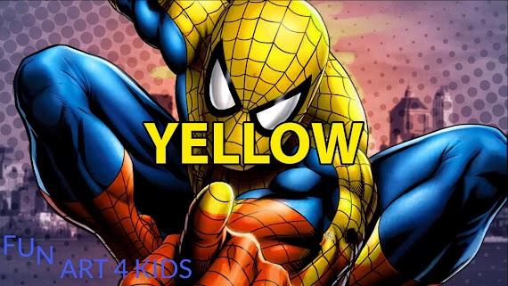 【Collections Populaires】 Coloriage De Spiderman Couleur