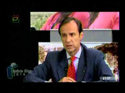 Jorge Tuto Quiroga, entrevista en Bolivia Elige de Bolivia Tv (Parte 4)