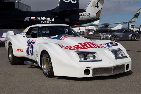 1974   1976 Chevrolet Greenwood IMSA Corvette   Images, Specifications and Information