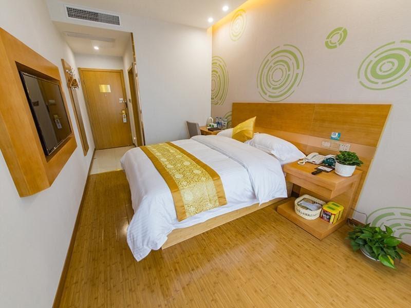 Price GreenTree Inn Shaoxing East Station Shangyu Wanda Plaza Hotel
