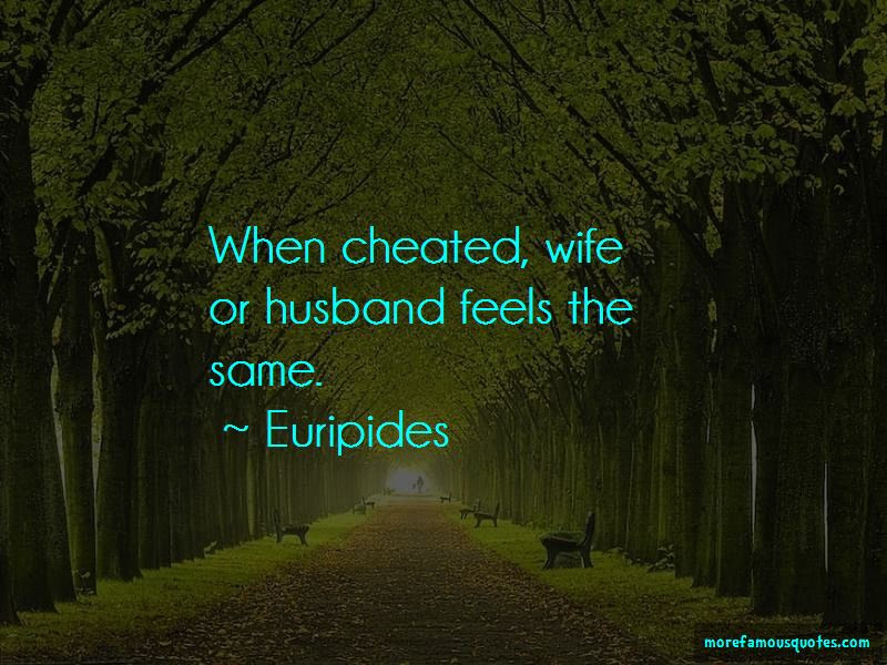 Quotes About Cheated Husband Top 3 Cheated Husband Quotes From