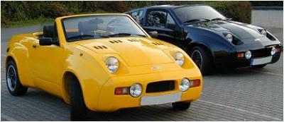 Alternative Cars Midas