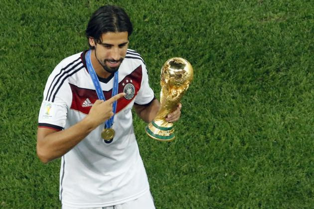 Germany Win 2014 World Cup