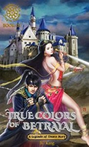 True Colors of Betrayal by J.C. Kang