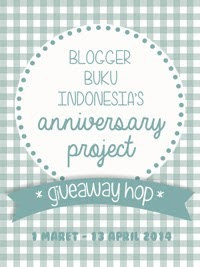 GIVEAWAY HOP BBI 2014 | THE WINNERS