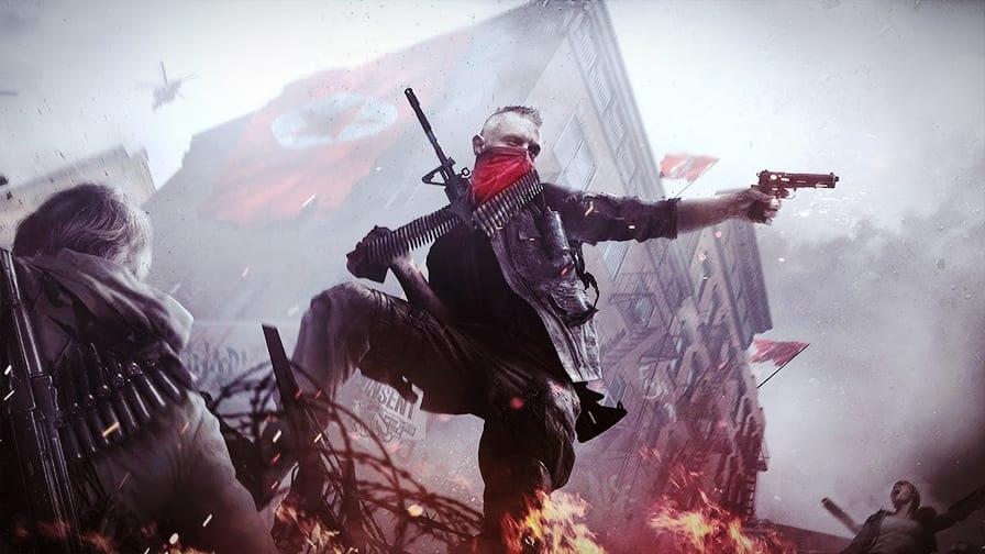 Resultado de imagem para Homefront: The Revolution