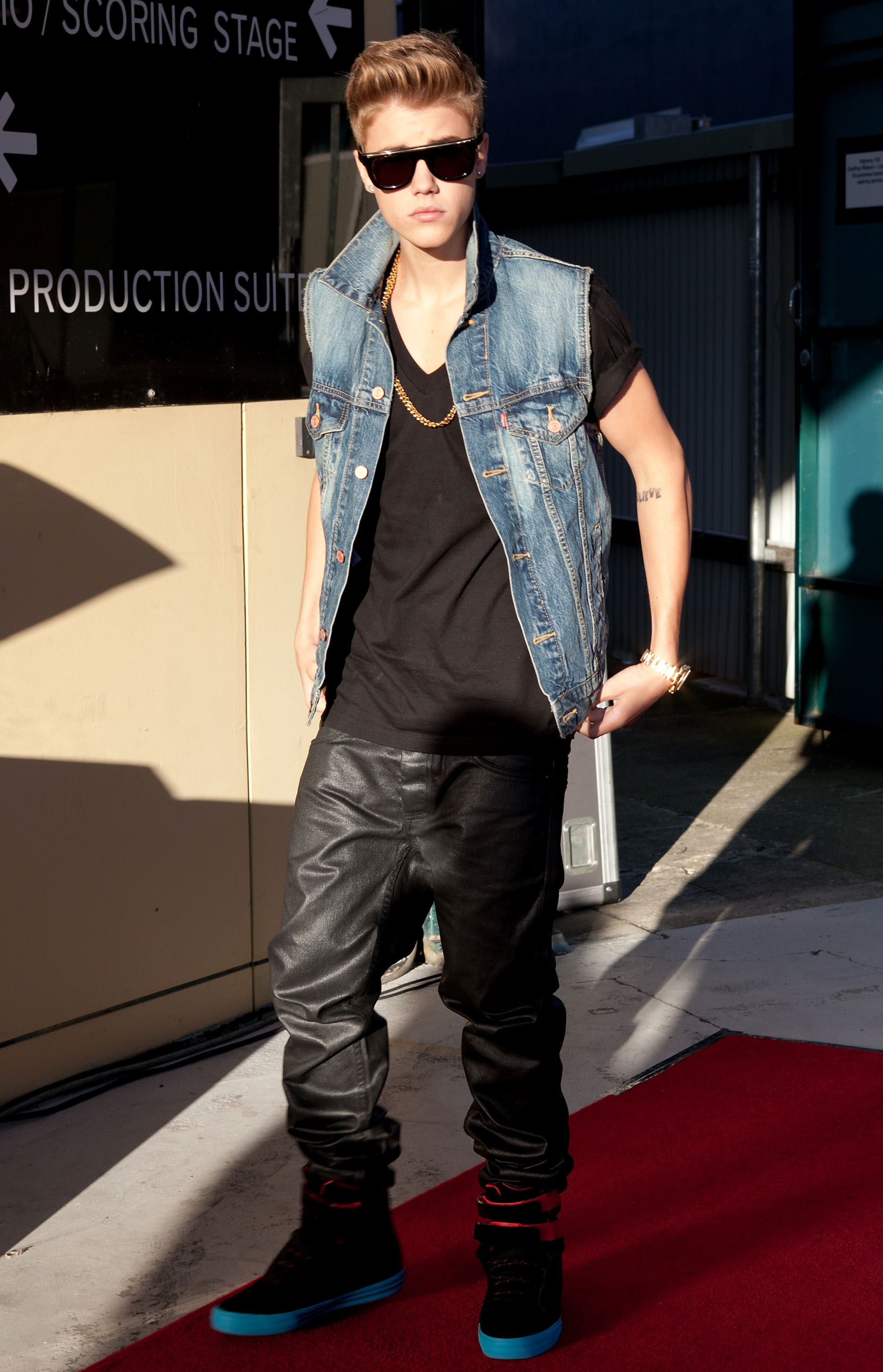 justin bieber's style  hypebeast forums