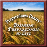 Preparedness Pantry Blog