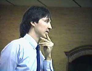 Ed Babinski February 1990 on Flat Earth Creationism